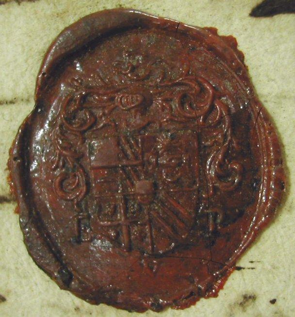 sceau de noble Hercule