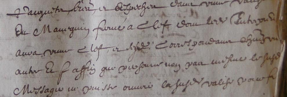 ADH, 2E 11/40, bureau de messagerie de Béziers à Toulouse (1631)
