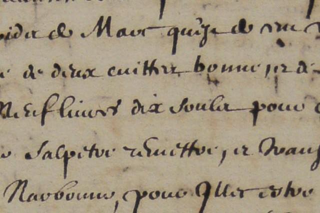 ADH, 2E 14/246, ff.151-152