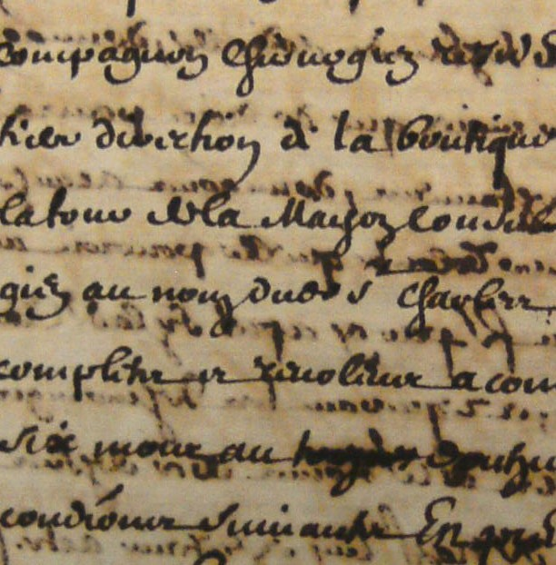 ADH, 2E 14/246, ff.316-317