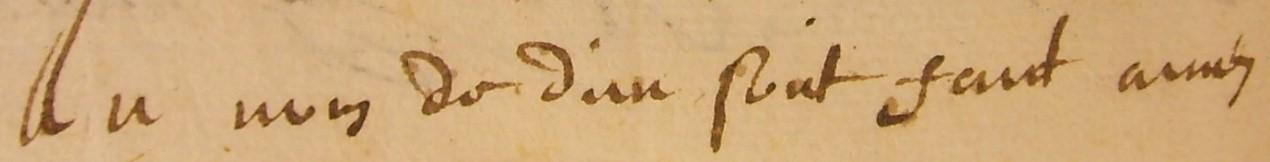 ADH, 2E 7/121, f°246, registre de Me Barthélemy Basset, notaire à Bédarieux, 12 septembre 1610