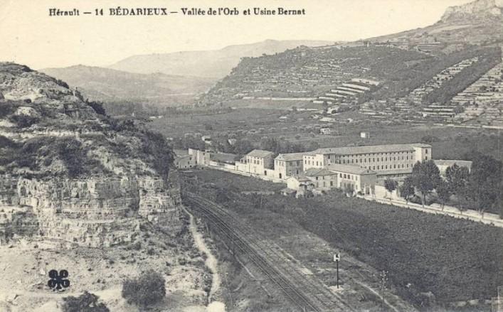 Usine Bernat à Bédarieux